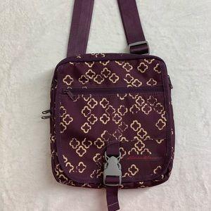 Eddie Bauer Purple Bag IPad/Kindle